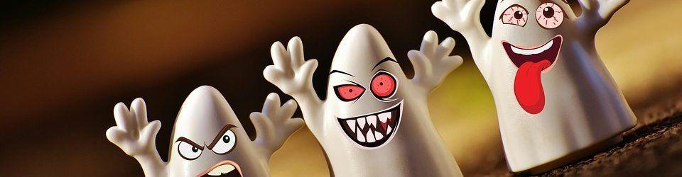 3 planes terroríficos para Halloween