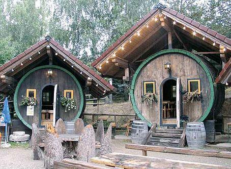 Austria: hobbits y autocaravanas