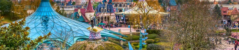 Disneyland en autocaravana