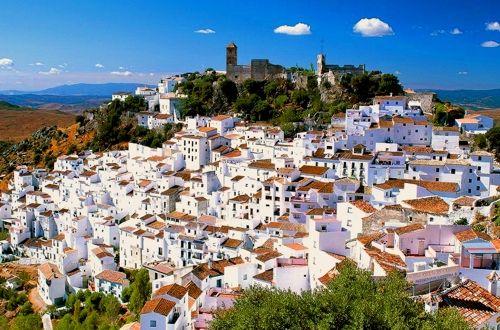 En autocaravana por la ruta de los pueblos blancos de Andalucía