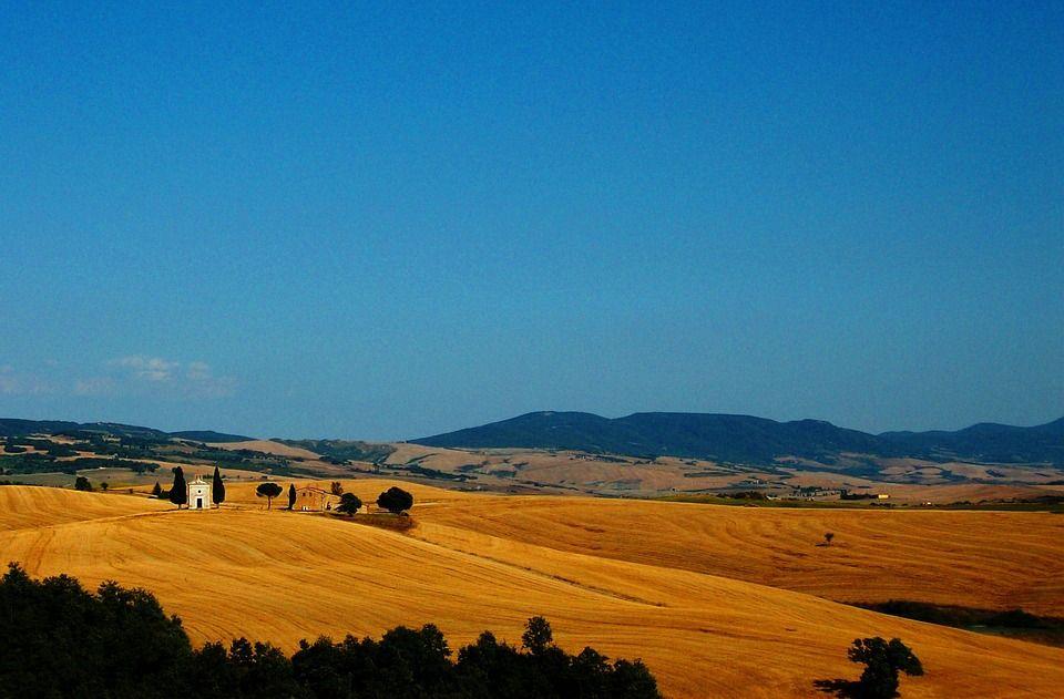 En autocaravana por la Toscana