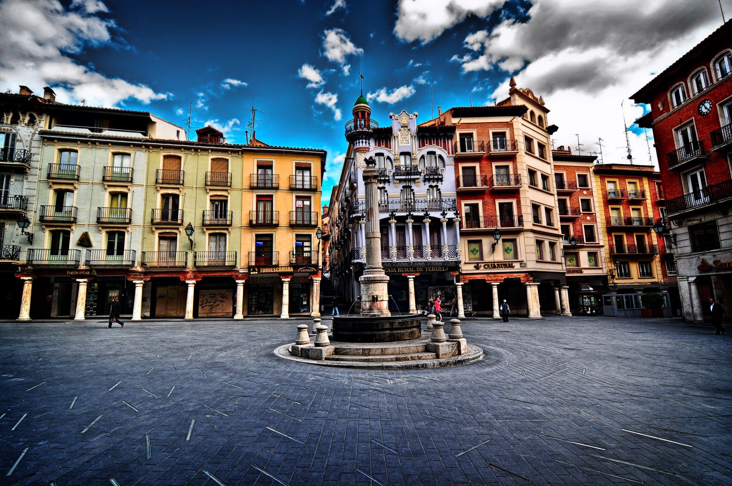 Escapada en autocaravana por Teruel