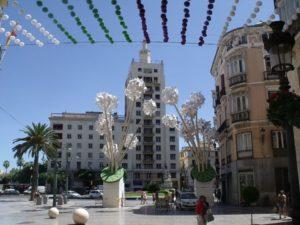 Fin de semana en Málaga, segundo día - Cabecera