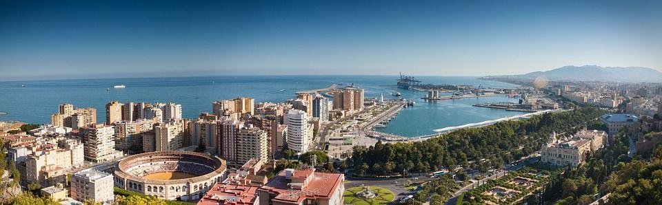 Fin de semana en Málaga, segundo día
