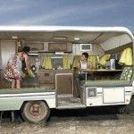 Las autocaravanas y los más pequeños