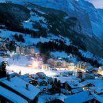 Los Alpes Suizos en autocaravana