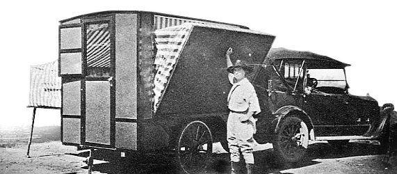 Los antepasados de las autocaravanas