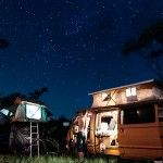 Los campings y las autocaravanas