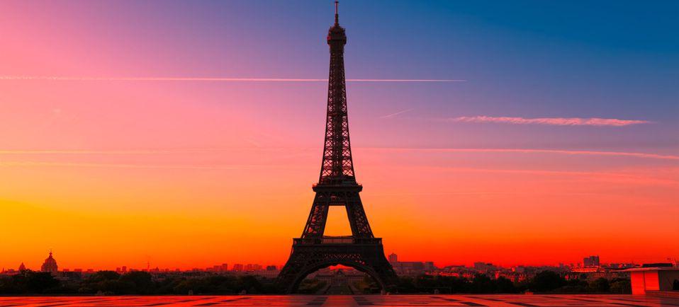 París en autocaravana