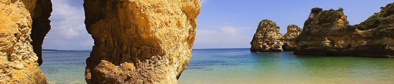Playas del Algarve Portugal