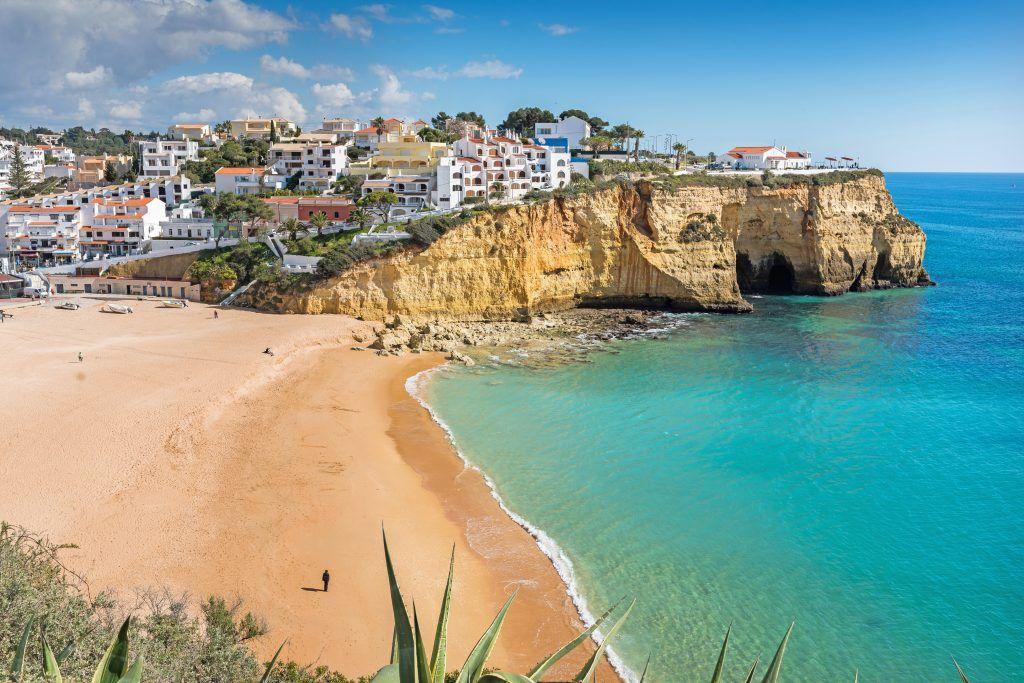 Playas del Algarve Portugués