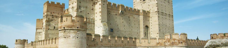 Ruta en autocaravana por los castillos de España